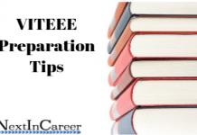 VITEEE preparation tips