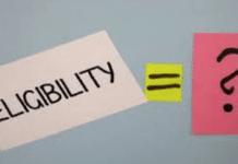 TNEA Eligibility