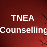 TNEA Counselling
