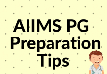 AIIMS PG 2020 Preparation Tips