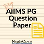 AIIMS PG Question Paper
