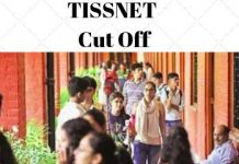 TISSNET Cut Off