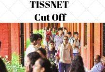 TISSNET Cut Off
