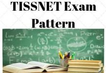 TISSNET Exam Pattern