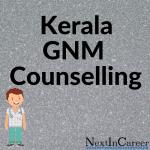 Kerala GNM Counselling