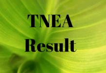 TNEA Result