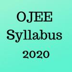OJEE Syllabus 2020