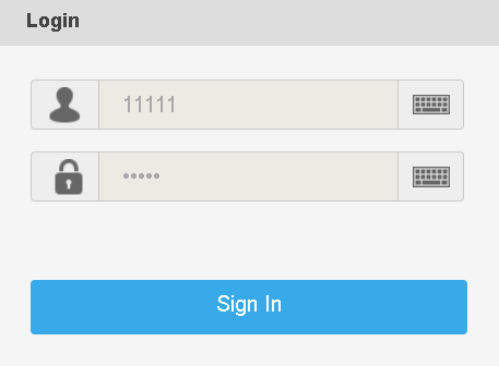 IIT JAM Mock Test Login Section