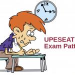 UPESEAT Exam Pattern