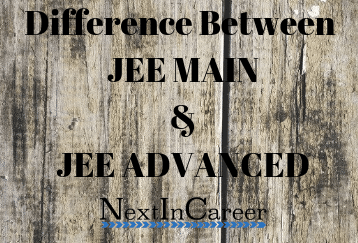 Difference-between-JEE-Main-JEE-Advanced Tamil Nadu Medical Admission Application Form on