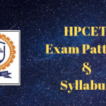 HPCET Exam Pattern and syllabus