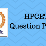 HPCET Question Papers