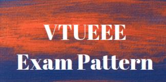 VTUEEE Exam Pattern