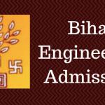 Bihar Engineering Admission
