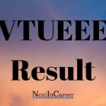 VTUEEE Result