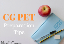 CG PET Preparation Tips