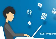 KCET Preparation tips
