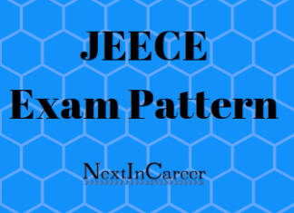 JEECE Exam Pattern