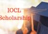 IOCL Scholarship