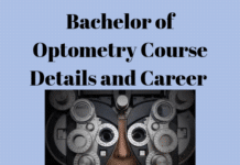 Bachelor of Optometry Course Details and Career