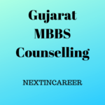 Gujarat MBBS Counselling