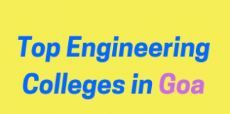 Top Engineering Colleges in Goa