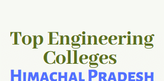 Top Engineering Colleges Himachal Pradesh