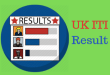 UK ITI Result