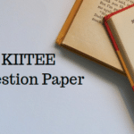 KIITEE Question Paper