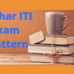 Bihar ITI Exam Pattern
