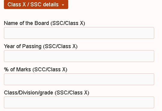 JEST 2020 Class 10th Details