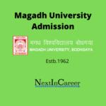 Magadh University Admission