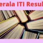 Kerala ITI Result