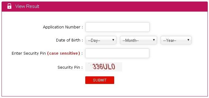JEE Main Security Pin Registration, Login, Admit card