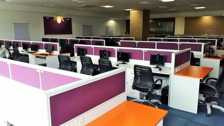 BPO Space at Wagle Estate