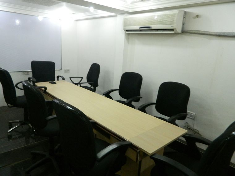 Seater Conference Room At Saki Vihar Road Mumbai OfficingNow - 12 seater conference table