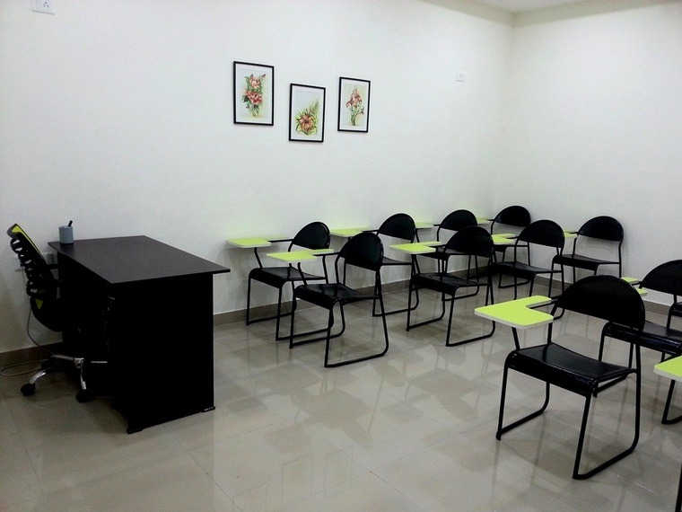 Training Rooms @ The Gold Souk Mall Gurgaon