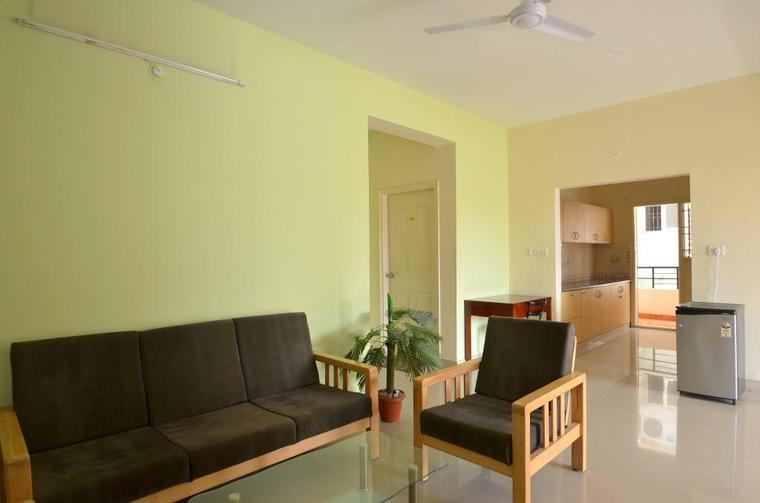 Living Spaces Credit Card Login >> Corporate Guest House Bangalore available on daily basis