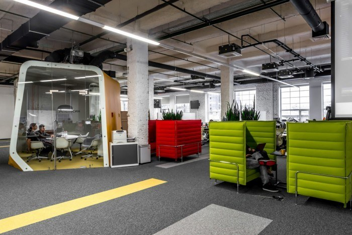Office Design Trends to Supercharge Your Workspace
