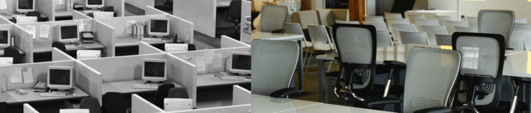Fixed Versus Shared Workspaces – How Co-working & Shared Workspaces are Changing the Way People Work