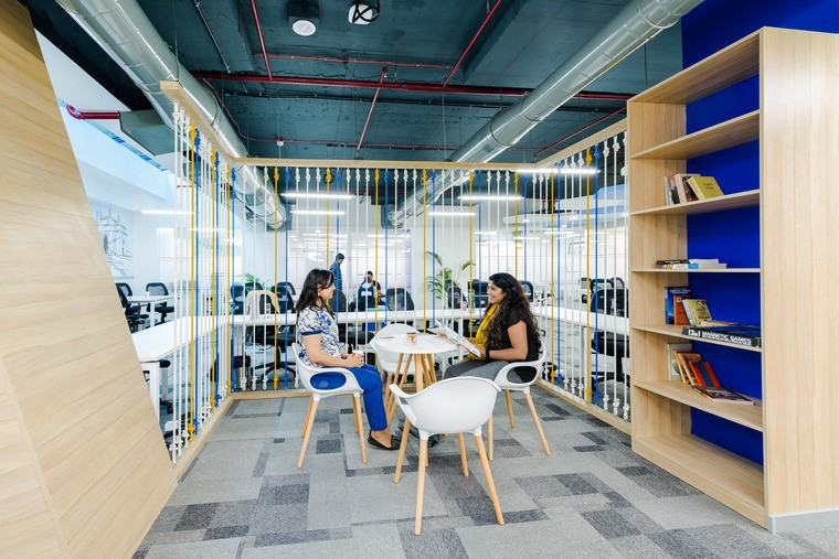 6 Seater Team office at Pheonix Mall Kurla