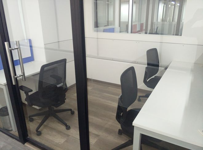 Office Space Ashok Nagar Bangalore Is Available On A Daily Basis