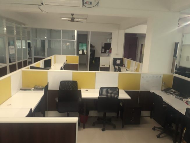 Office Space Hrbr Layout Bangalore Available Monthly Basis