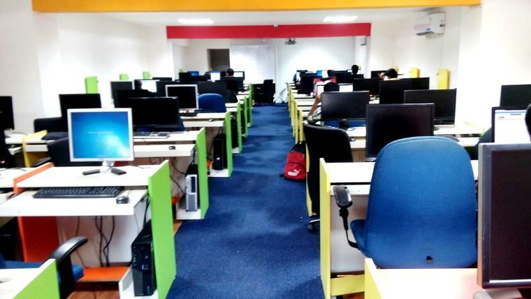 Corporate Training Halls in Chennai