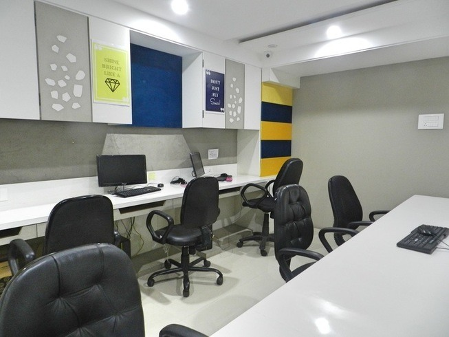 Coworking Space in Indore