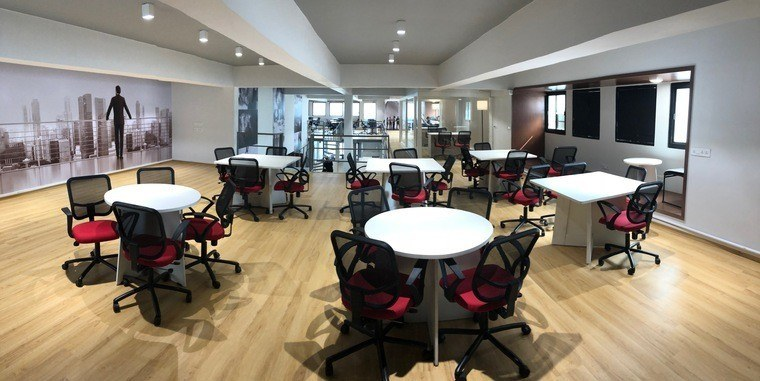 Large Coworking Spaces in Ahmedabad