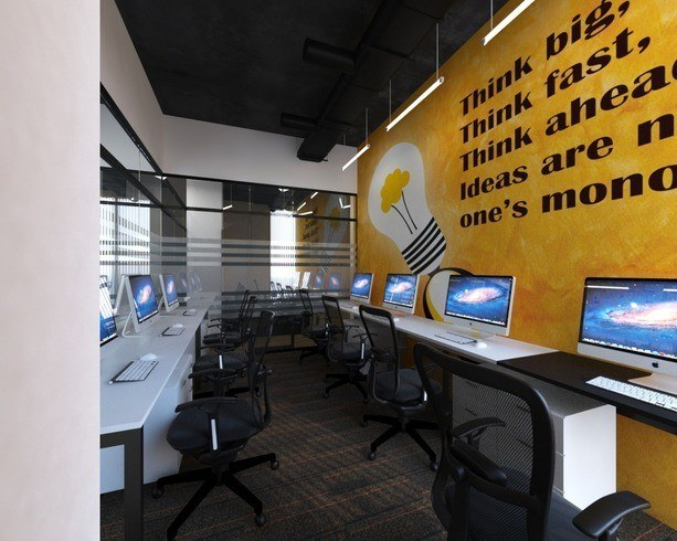 Large Office Spaces in Ahmedabad