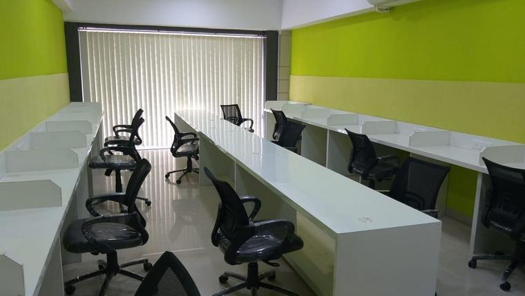 Coworking Spaces in Vadodara