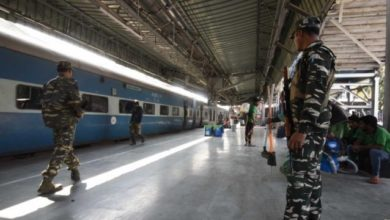 Photo of No Passenger Trains During 'Janata Curfew' On Sunday