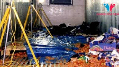 Photo of 5 Killed, 70 Fainted After Gas Leaked From Container In Pak